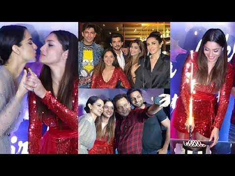 Ankita Lokhande Birthday Party 2018 | Kangana Ranaut, Mouni Roy, Arjun Bijlani