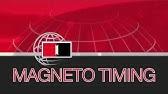 bendix 500 hour magneto inspection - YouTube