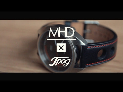 MHD (Matthew Humphries Design) SQ1 watch