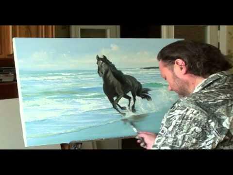 Уроки живописи. И. Сахаров-Боб росс.уроки.обучение.