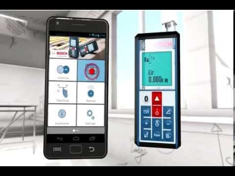 Aplicaci 243 N Para Medidor De Distancia L 225 Ser Bosch Glm 100 C
