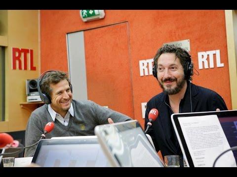 """Canet et Gallienne dans """"Cézanne et moi"""" parlent d""""une épopée extraordinaire"""" - RTL - RTL"""