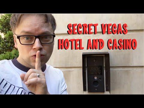 Secret Casino in Vegas!