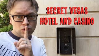 Secret Casino in Vegas!