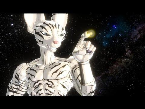 White Tiger Beerus Mod | Dragon Ball Xenoverse Mods