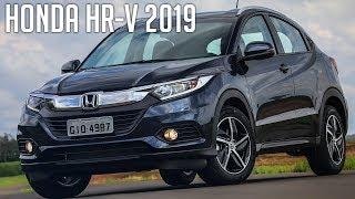 O Comprecar foi até o lançamento do Honda HR-V 2019 para conhecer d...