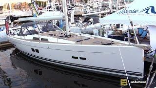 2017-hanse-575-sailing-yacht---deck-and-interior-walkaround