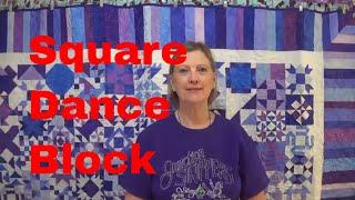 Square dance quilt block.