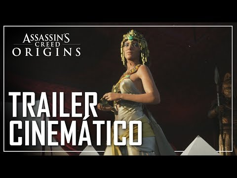 Assassin's Creed Origins - Trailer Cinemático I gamescom 2017