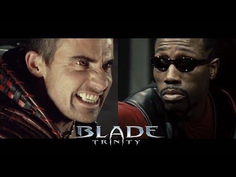 Blade: Trinity - Blade vs Drake [HD]