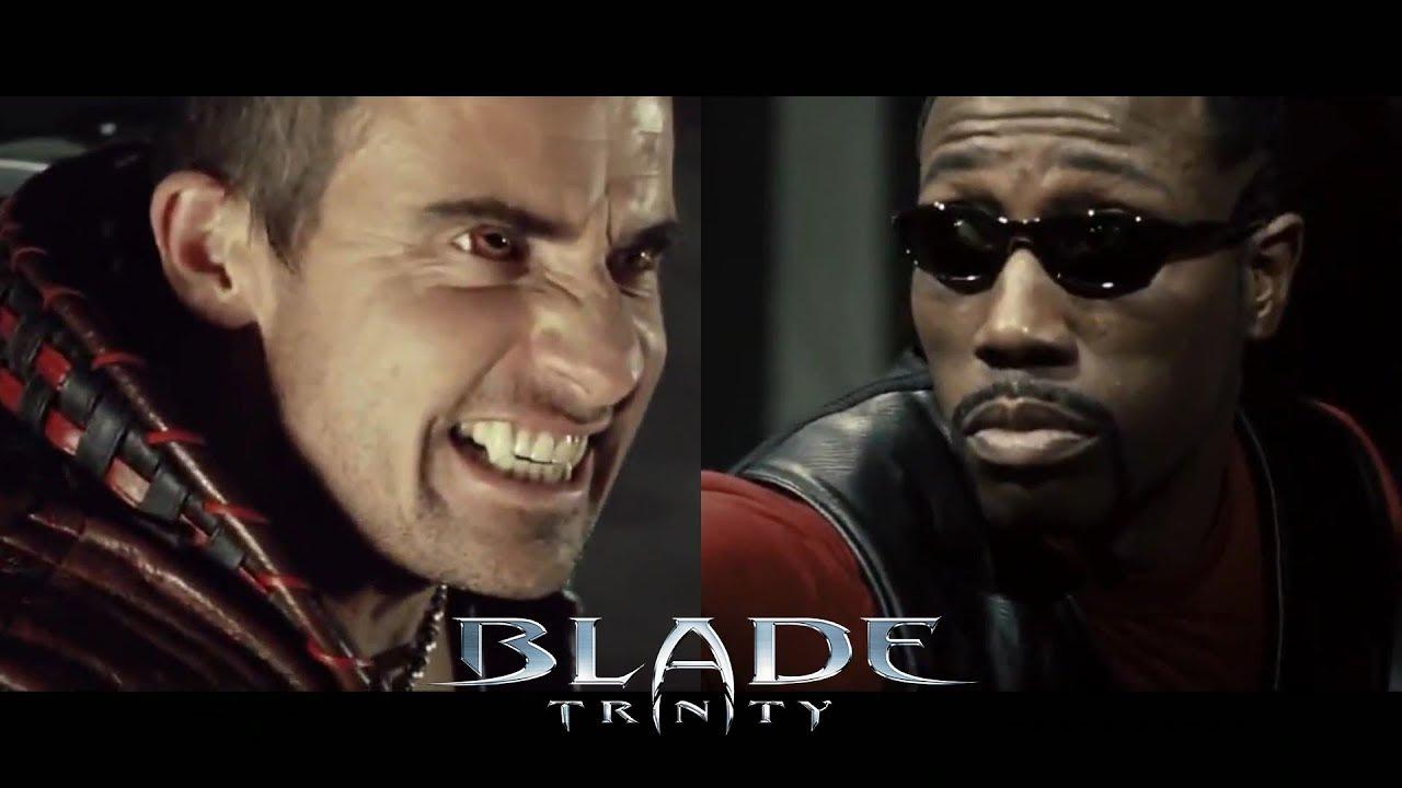 Download Blade: Trinity - Blade vs Drake [HD]