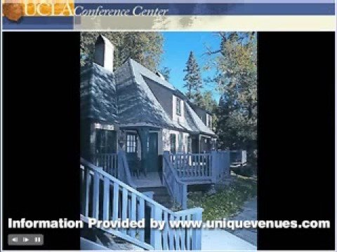 Business Meetings at UCLA Conferece Center in Lake Arrowhead, California