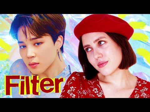 BTS - FILTER (Jimin Solo) [Russian Cover    На русском]