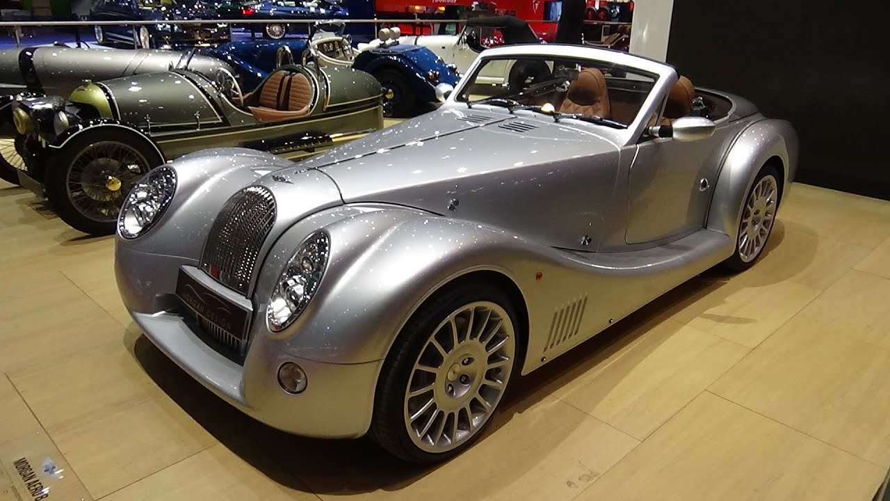 2016 morgan aero 8 exterior and interior geneva. Black Bedroom Furniture Sets. Home Design Ideas