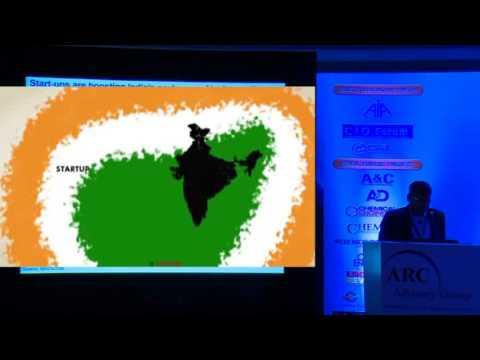 """Indian IT-BPM Industry: Navigating the New Age of Innovation"" -  Achyuta Ghosh, NASSCOM"