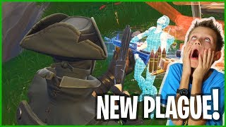 The New PLAGUE Skin - Ice Skaters Betrayed Me!