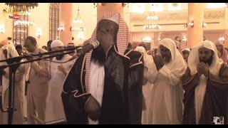 الشيخ عادل الكلباني يبكي بحرقة على فراق الأحباب في دعاء القنوت ليلة 10 رمضان 1436