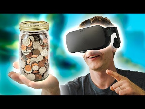 Can you Game in VR on a Budget?