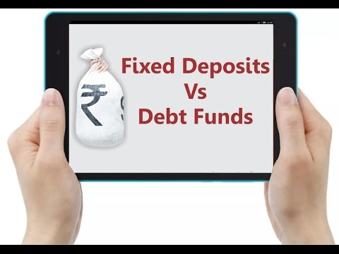 Bank Fixed deposit VS Debt Mutual Fund Why Debt Mutual Funds are better investments over Bank FD?