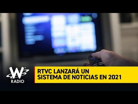 Por primera vez se producirá un sistema de noticias en la televisión pública colombiana