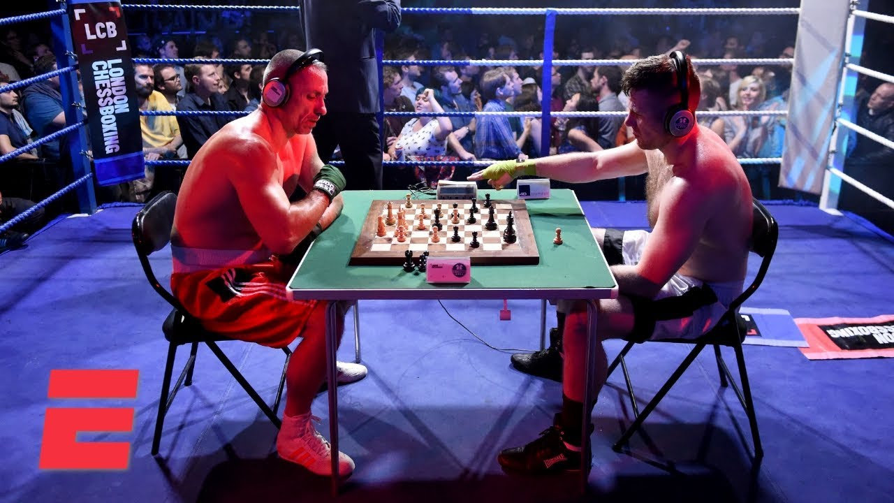 What Is Chess Boxing And How Did It Become A Sport Espn 8 The Ocho Youtube