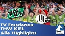 Handball Bundesliga: TV Emsdetten gegen THW Kiel