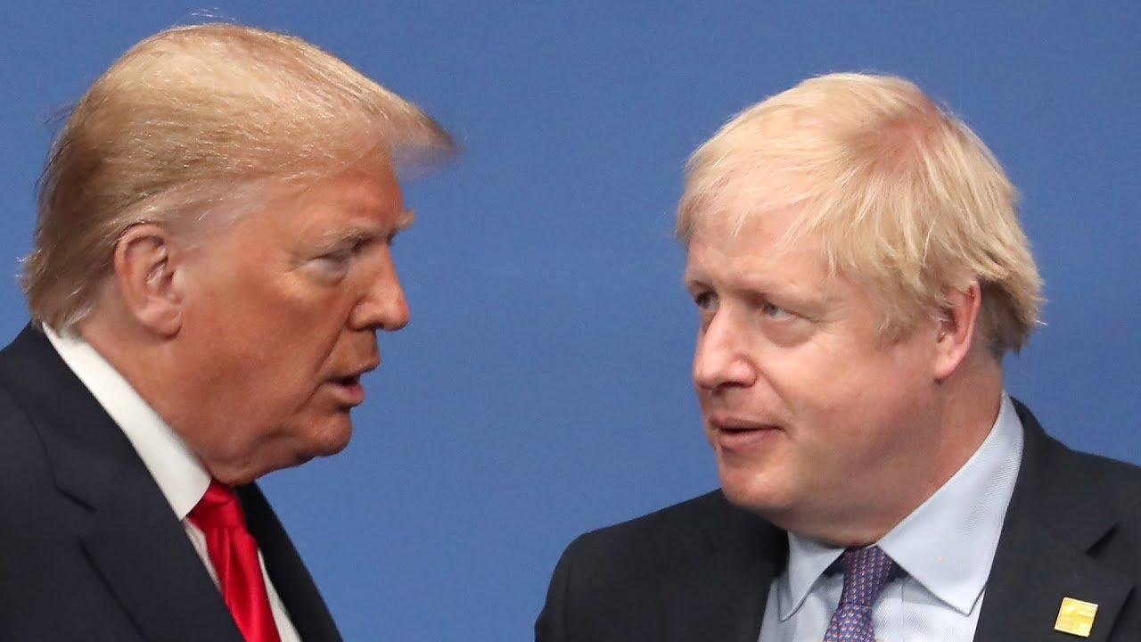 Boris Johnson asked US for ventilators, Donald Trump claims