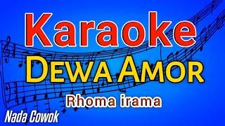 Rhoma irama - Dewa amor Karaoke dangdut Tanpa Vocal | HD