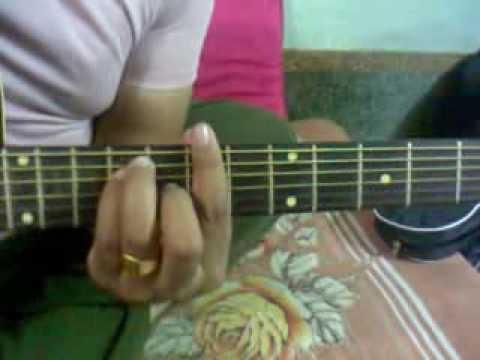 Dil Ka Mizaaj Chord Lesson With Strumming By Krishna - YouTube