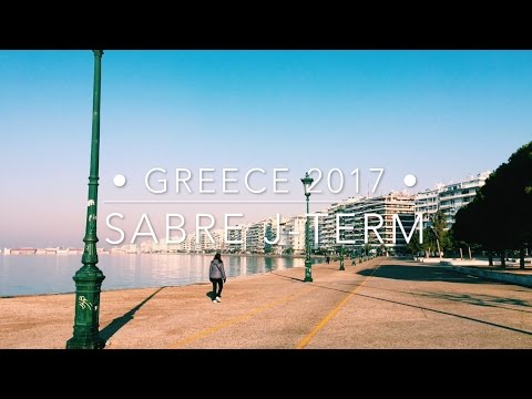 Greece Day 3! Thessaloniki & Meteora!