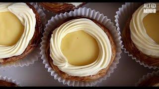 Vinho Alvarinho e pastel de nata num só produto | Altominho TV