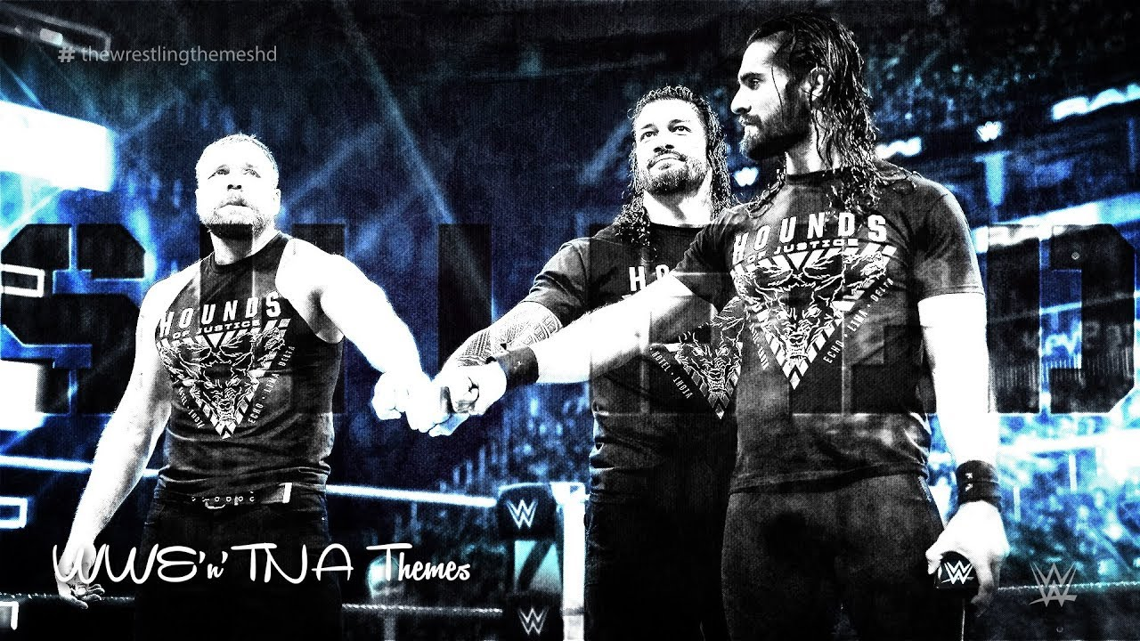 The shield 1st wwe theme song 2019 special op - Download pictures of the shield wwe ...