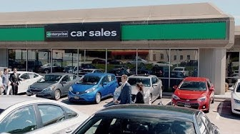 What to Expect from Enterprise Car Sales