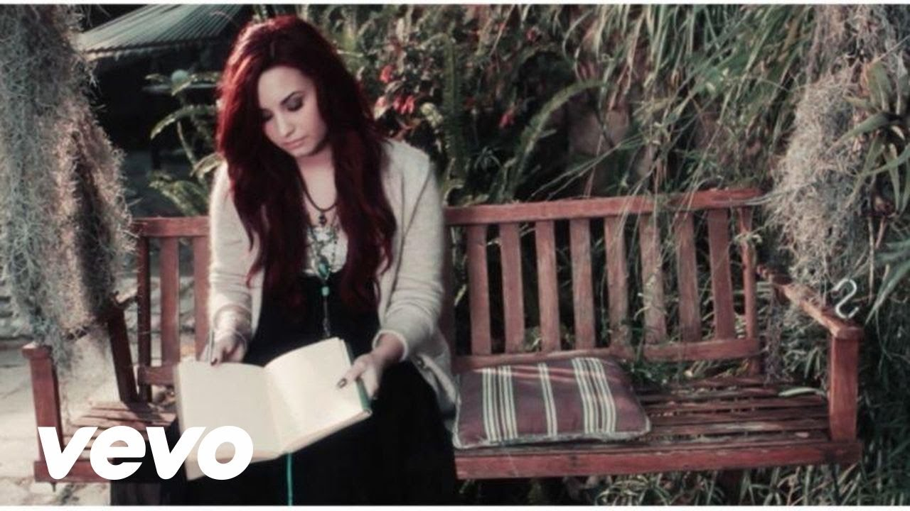 Demi Lovato - Give Your Heart A Break (Official Lyric Video)