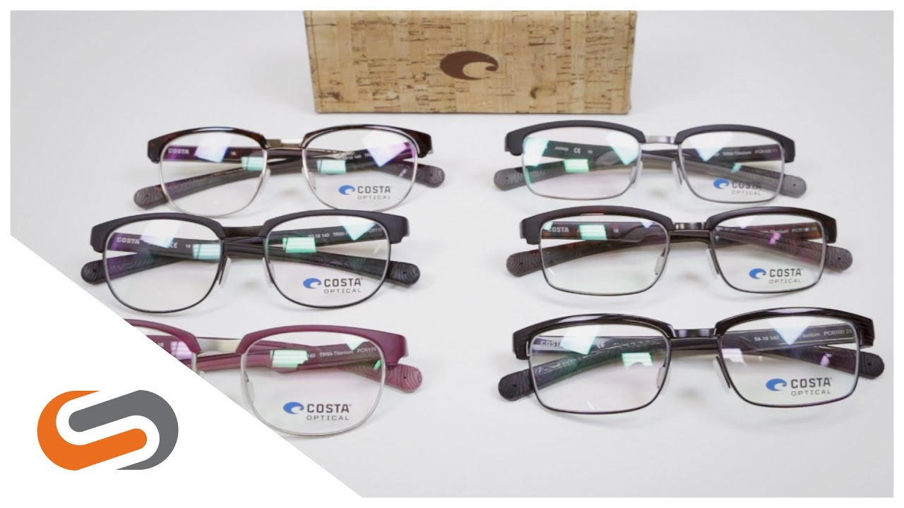 f8c02d73c6238 Costa Pacific Rise Eyeglasses Collection