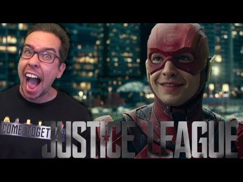 FINAL Justice League Heroes Trailer Reaction