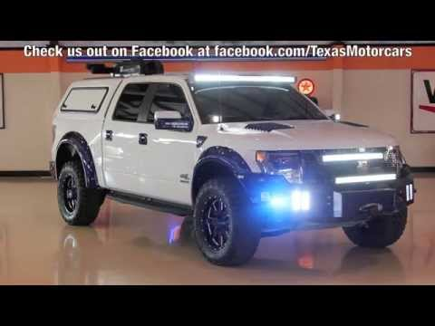 2014 Ford F-150 SVT Raptor Search & Rescue Vehicle - YouTube
