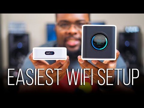 Amplifi Instant Wifi & Amplifi HD Gamer's Edition Review