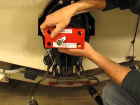 Bellows Retainer Ring Install
