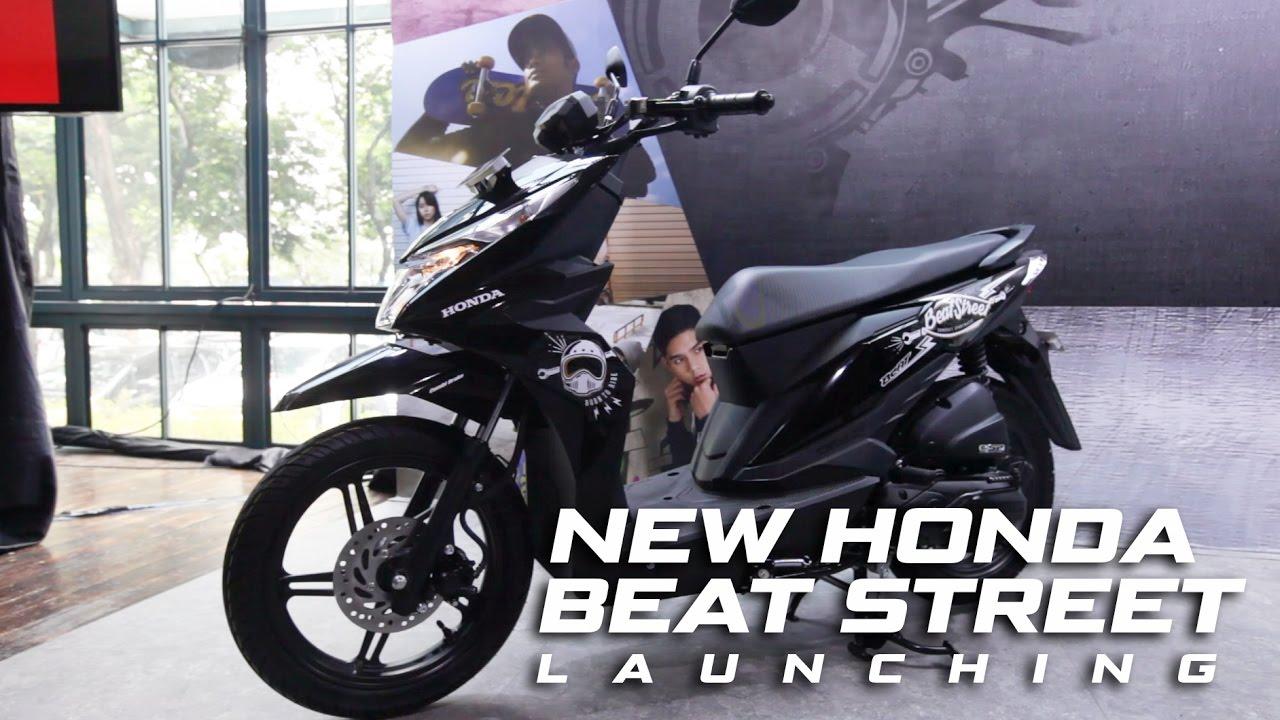 Honda BeAT Street 2016 Launch Dan Detail Indonesia OtoRider YouTube