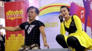 Fitri Carlina Tampil Di Thamrin City Single Yank Aksi Fans Lucu
