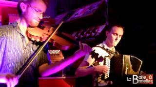 Concert Dégustation Dans la Boite Duo Vincendeau