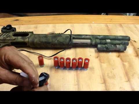 "Making & Testing 1-3/4""  12 Gauge Slug Loads"