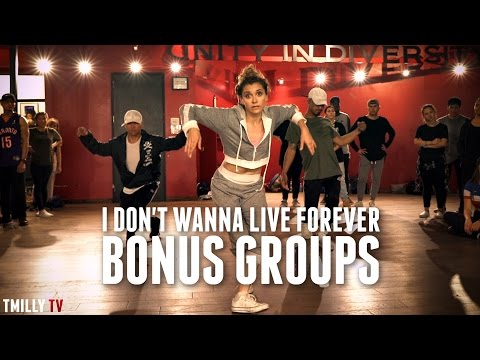 ZAYN, Taylor Swift  I Dont Wanna  Forever  BONUS GROUPS Choreography  Alexander Chung