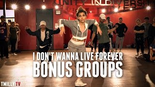 ZAYN, Taylor Swift - I Don't Wanna Live Forever - [BONUS GROUPS] Choreography by Alexander Chung