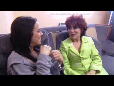 Ruby Wax and Melanie Chisholm discuss Spice Girl bad habits