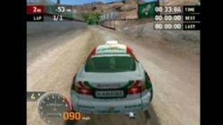 Rally Fusion: Race of Champions PlayStation 2