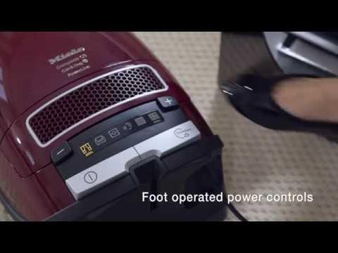 Miele Complete C3 Cat & Dog PowerLine Vacuum Cleaner