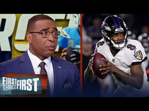 Cris and Nick's keys to Ravens vs Chargers AFC showdown on Sunday | NFL | FIRST THINGS FIRST