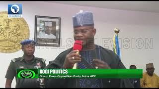 Kogi Politics: Gov Bello Asks APC Members To Remain United